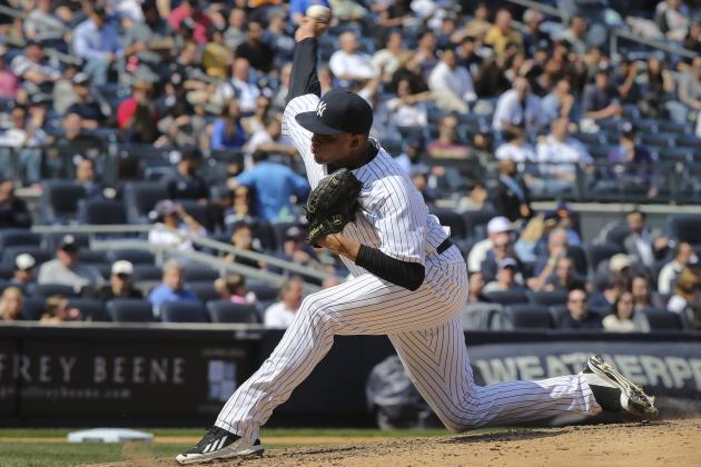 Dellin Betances: The Biggest Success Story in the 2014 New York Yankees' Bullpen