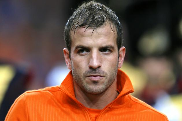 Why Rafael Van Der Vaart Injury Is Massive Blow to Netherlands' World Cup Hopes