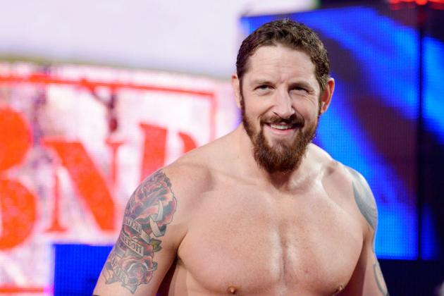 Beating Rob Van Dam Will Lend Credibility to Bad News Barrett's Title Reign
