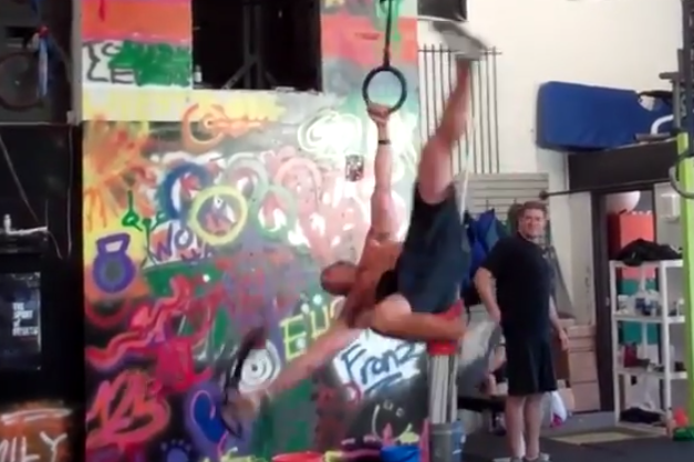 Let's Watch CrossFitters Fail Spectacularly in This Compilation Video