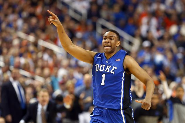 Jabari Parker NBA Draft 2014: Highlights, Scouting Report for Bucks Rookie