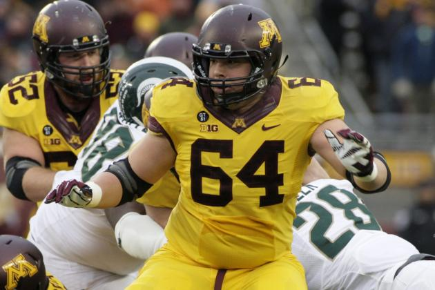 Concussion Ends the Career of Minnesota Lineman