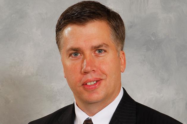 Sharks Extend Contract of Assistant General Manager Joe Will