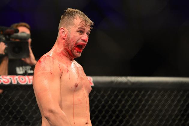Fabio Maldonado Would Love to Face Roy Nelson and Mark Hunt in Future HW Bouts