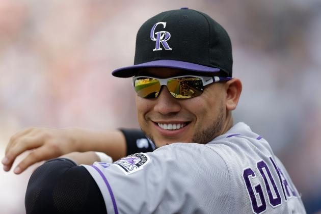 Carlos Gonzalez Injury: Updates on Rockies Star's Calf and Return