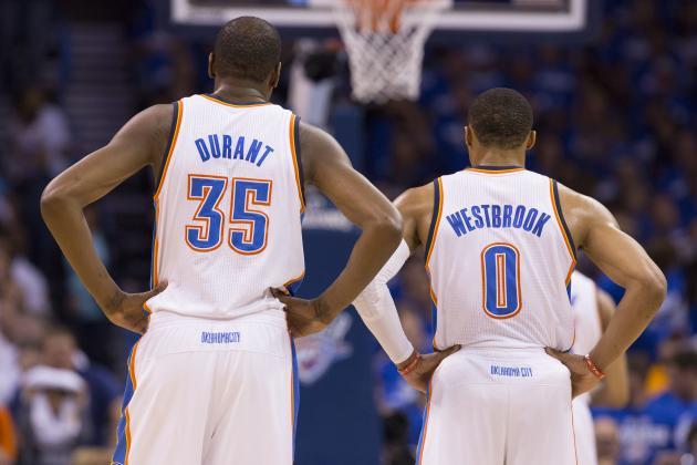 San Antonio Spurs vs. Oklahoma City Thunder: Game 5 Preview and Predictions