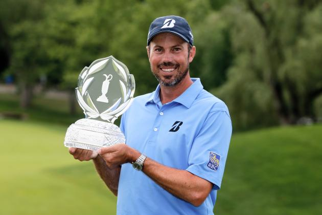 Memorial Tournament Payout 2014: Breaking Down Prize Money Distribution