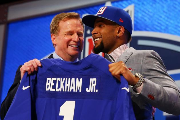 Can Odell Beckham Jr. Be Eli Manning's Saving Grace?