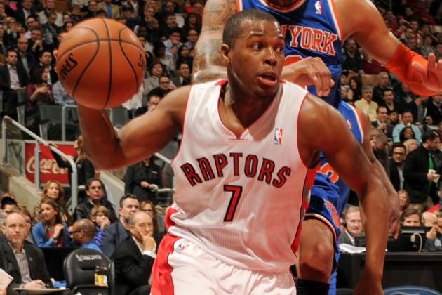 What Is Kyle Lowry Worth as Unrestricted Free Agent?