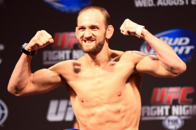 Another Gunnar Nelson Opponent Backs Out, Cummings Steps in for LaFlare