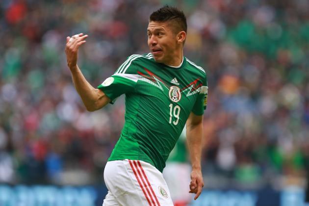 Mexico vs. Israel: Live Player Ratings for El Tri