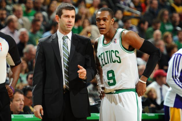 Rajon Rondo and Other Stars Employ Kevin Durant's Former Advanced Stats Adviser