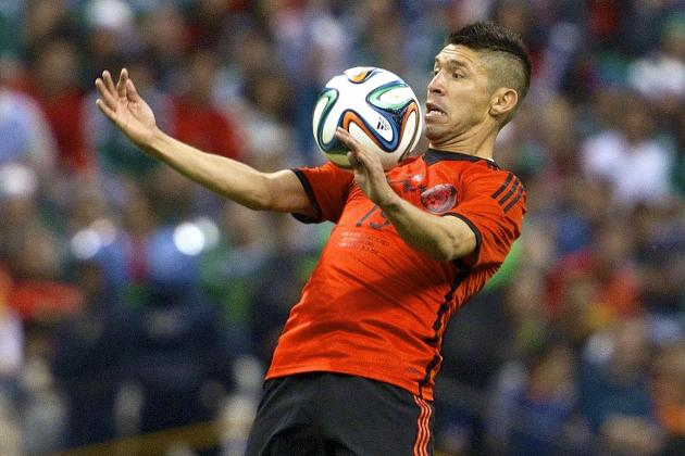 Mexico vs. Israel: International Friendly Live Score, Highlights, Report