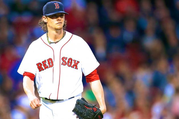 Clay Buchholz Injury: Updates on Red Sox Star's Knee and Return
