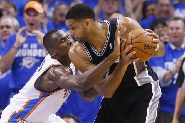 How San Antonio Spurs Can Take Back Control vs. Oklahoma City Thunder