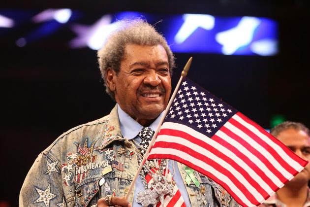 Ryabinsky Sues Don King for $2.4 Million over Jones