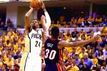Paul George Dominates 2nd Half as Pacers Top Heat