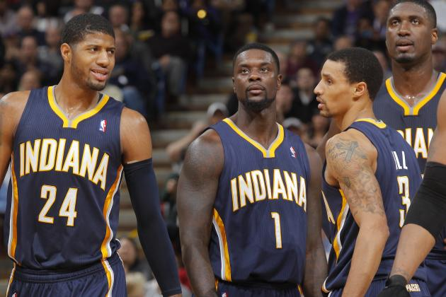Report: Hibbert's 'Selfish' Talk Directed at Lance