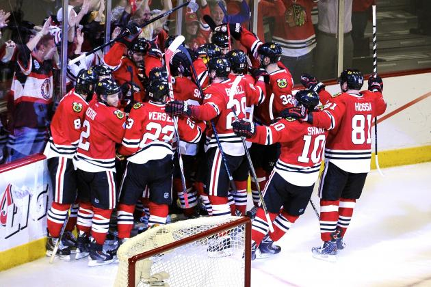 Kings vs. Blackhawks: Game 5 Score and Twitter Reaction from 2014 NHL Playoffs