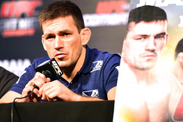 UFC on May 31: Who's on the Hot Seat?