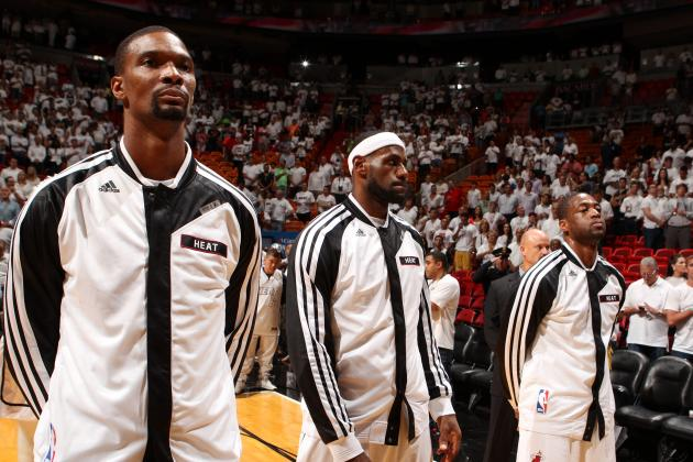 Miami Heat Big 3 Need Just One Solid Game to Bury Indiana Pacers