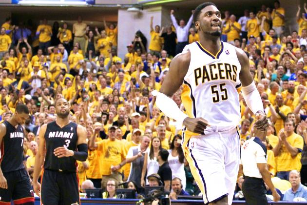 Unpredictable Indiana Pacers Throw Another NBA Playoff Curve