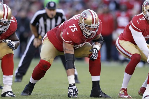 San Francisco 49ers: Is Right Guard Alex Boone Underpaid?