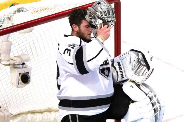 Is Jonathan Quick to Blame for Los Angeles Kings' Game 5 Loss?