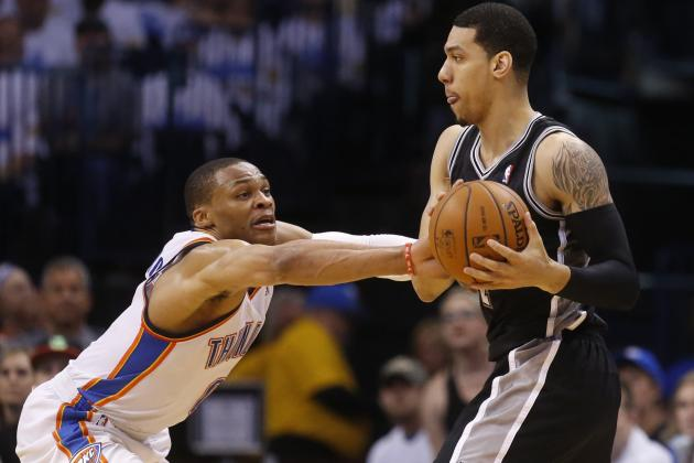 Spurs-Thunder Series Reignites Debate Between Star Power Versus System