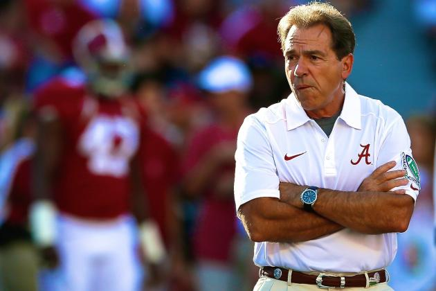 Nick Saban Says He Would Recruit Openly Gay Player at Alabama
