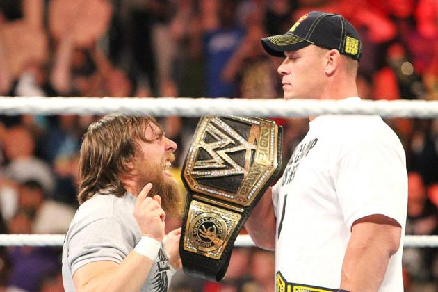 John Cena vs. Daniel Bryan Happening Again Is an Inevitability