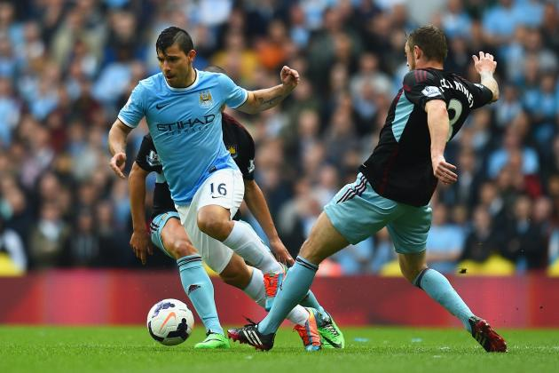 Real Madrid Transfer News: Sergio Aguero Targeted as Alternative to Luis Suarez