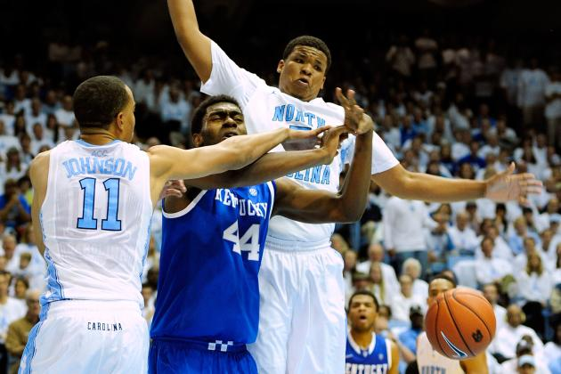 UNC Basketball: Will Brice Johnson, Kennedy Meeks Be a Dominant Frontcourt Duo?