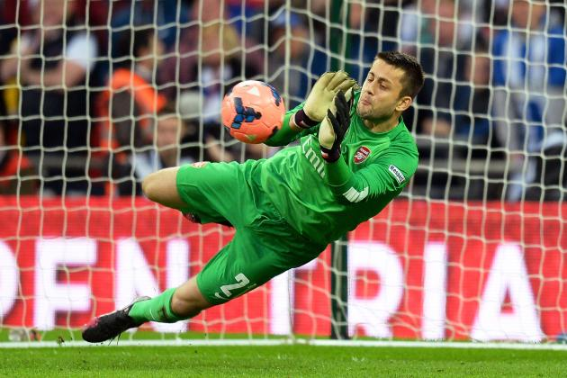 Lukasz Fabianski Officially Agrees Swansea Transfer from Arsenal