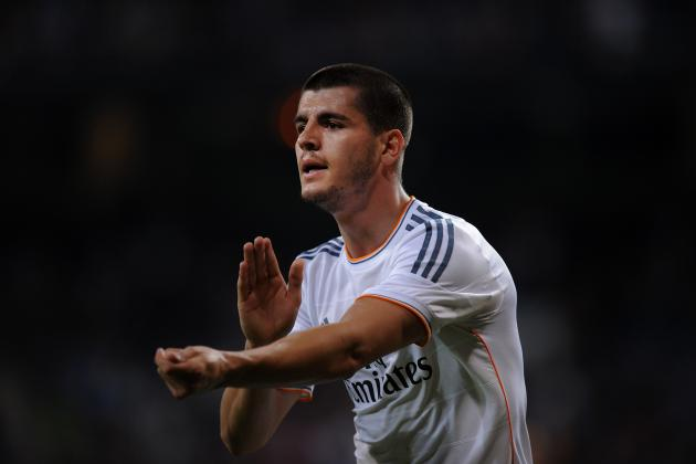 Arsenal Transfer News: Alvaro Morata Talks Hit Snag, Latest on Angel Di Maria