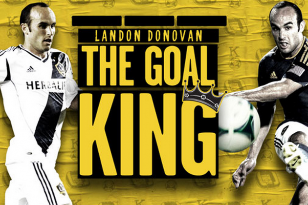 Landon Breaking Goal Record Doesn't Mean He Should Be in World Cup