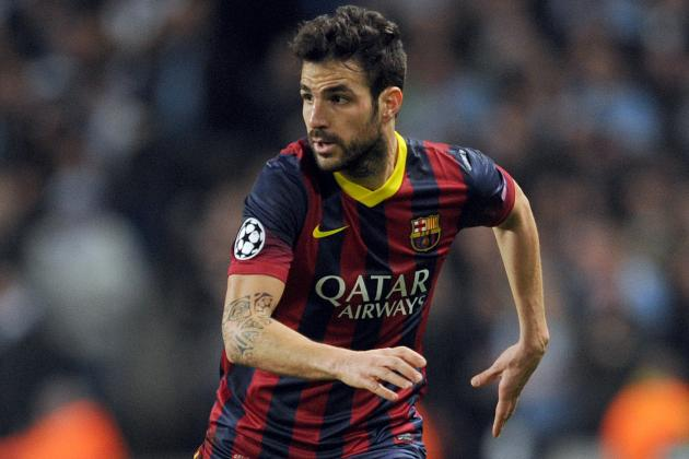 Manchester United Transfer News: David De Gea Persuading Cesc Fabregas to Join