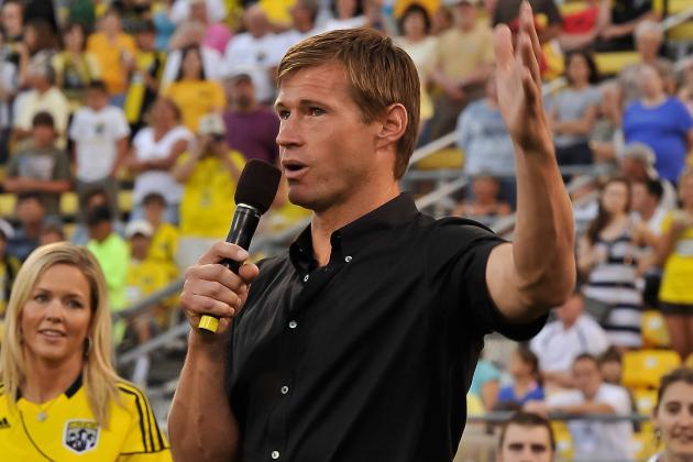 McBride on World Cup, Donovan and Giving Back