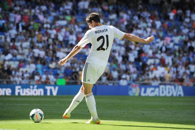 Alvaro Morata Transfer Would Be Good Step for Arsenal, but Not Enough for Title