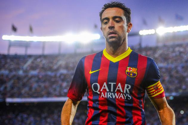 Should Barcelona Cash in on Xavi Hernandez Whilst They Have the Chance?