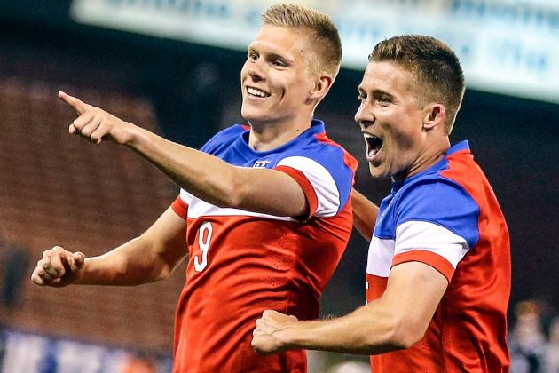 Film Focus: USMNT's Attacking  Issues Evident in Victory over Azerbaijan