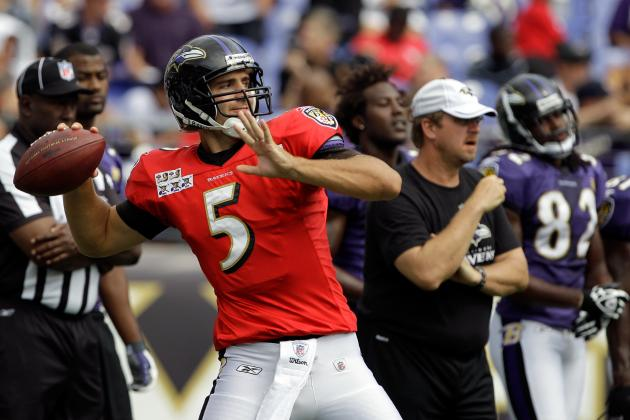 Flacco Explains Decision to Not Have off-Site Workouts This Year