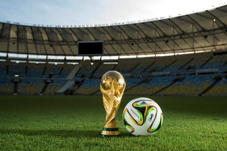 Adidas Reveal New Brazuca Ball to Be Used During 2014 World Cup Final