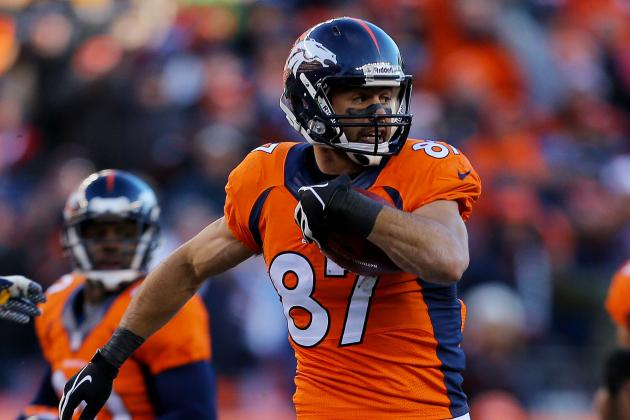 Eric Decker Embraces Challenge of Being No. 1 Receiving Target