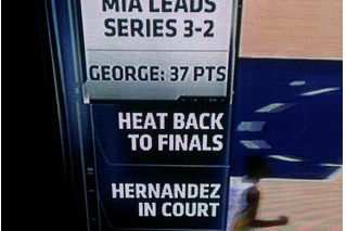 ESPN Forgot the Heat Lost