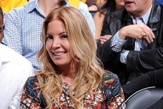 Report: Jeanie Buss to Have 'Added Input' in Los Angeles Lakers Coaching Search