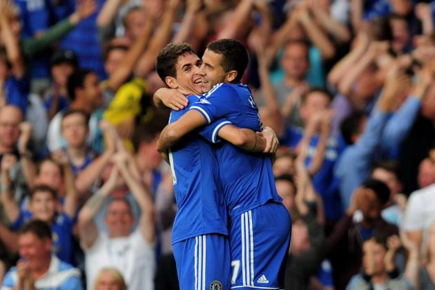 Should Chelsea Cash In on Eden Hazard, Oscar This Summer?