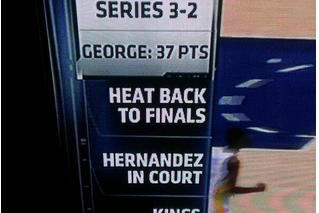 SportsCenter Graphic Fail Has the Miami Heat Already in the NBA Finals