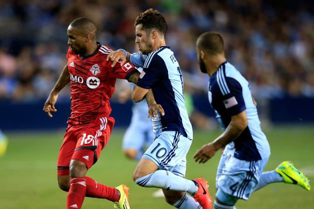 MLS Clubs Learn Their Fates for 2014/15 CONCACAF Champions League