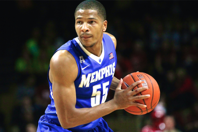 King's Court: Memphis' Geron Johnson and Other 2014 NBA Draft Sleepers to Watch